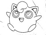 Jigglypuff Coloring Page WeColoringPage 019