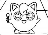 Jigglypuff Coloring Page WeColoringPage 021