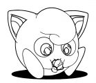 Jigglypuff Coloring Page WeColoringPage 055