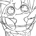 Jigglypuff Coloring Page WeColoringPage 084