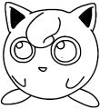Jigglypuff Coloring Page WeColoringPage 091