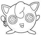 Jigglypuff Coloring Page WeColoringPage 107