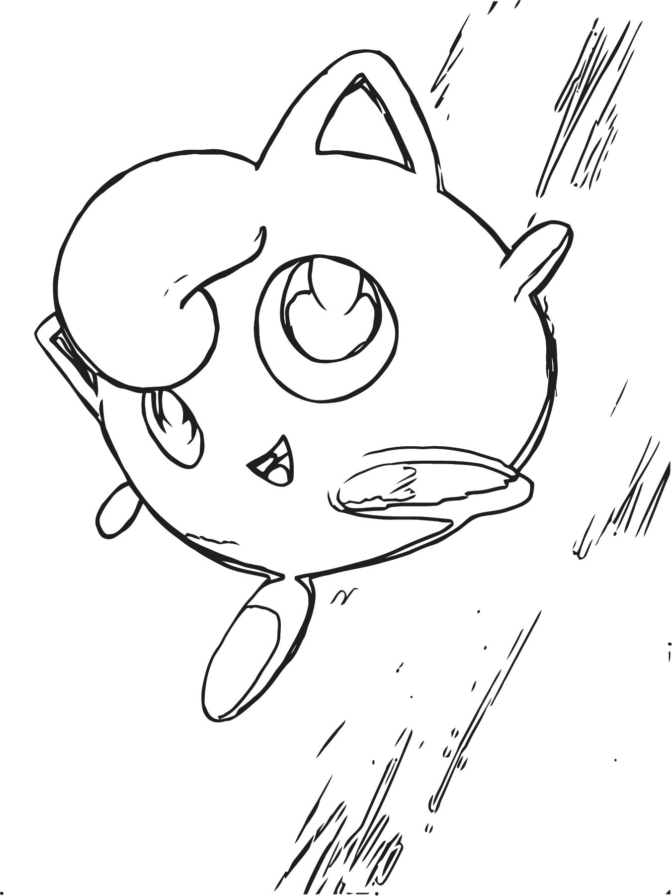 Jigglypuff Coloring Page WeColoringPage 118