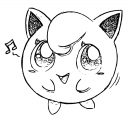 Jigglypuff Coloring Page WeColoringPage 119