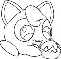Jigglypuff Coloring Page WeColoringPage 122