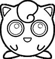 Jigglypuff Coloring Page WeColoringPage 129
