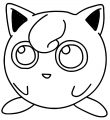 Jigglypuff Coloring Page WeColoringPage 135