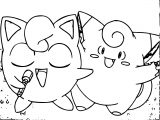 Jigglypuff Coloring Page WeColoringPage 156