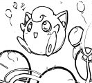 Jigglypuff Coloring Page WeColoringPage 167