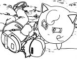 Jigglypuff Coloring Page WeColoringPage 174