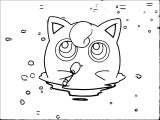Jigglypuff Coloring Page WeColoringPage 178