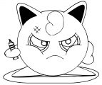 Jigglypuff Coloring Page WeColoringPage 181