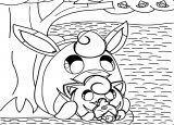 Jigglypuff Coloring Page WeColoringPage 184