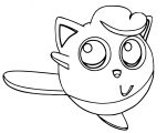 Jigglypuff Flow Coloring Page