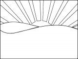 Landscape Coloring Page Wecoloringpage 94