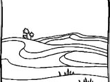Landscape Coloring Page Wecoloringpage 96