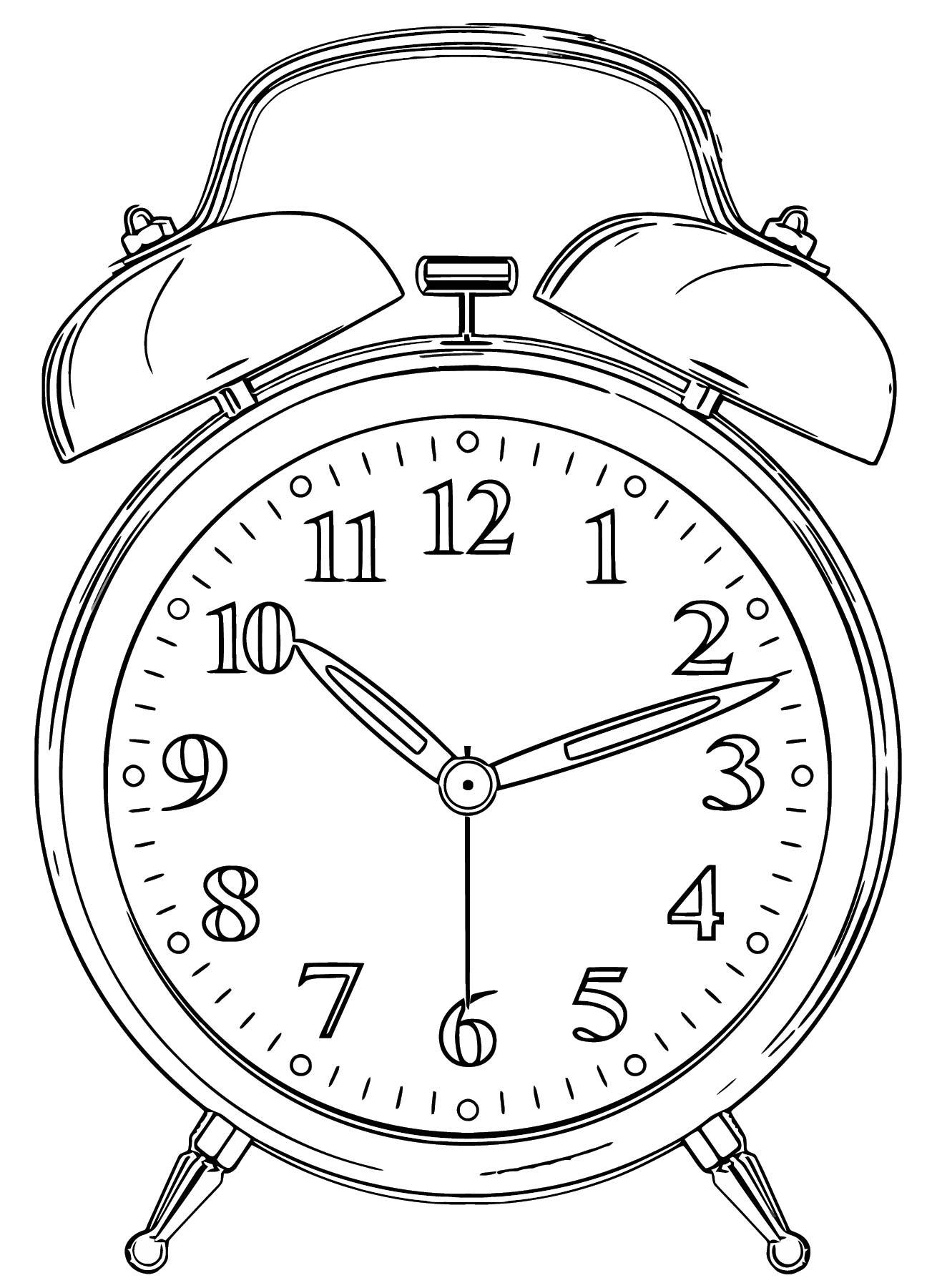 alarm clock red png clip art 11 free printable 36