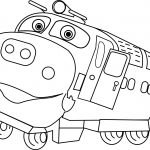 Brewster Chuggington Coloring Page