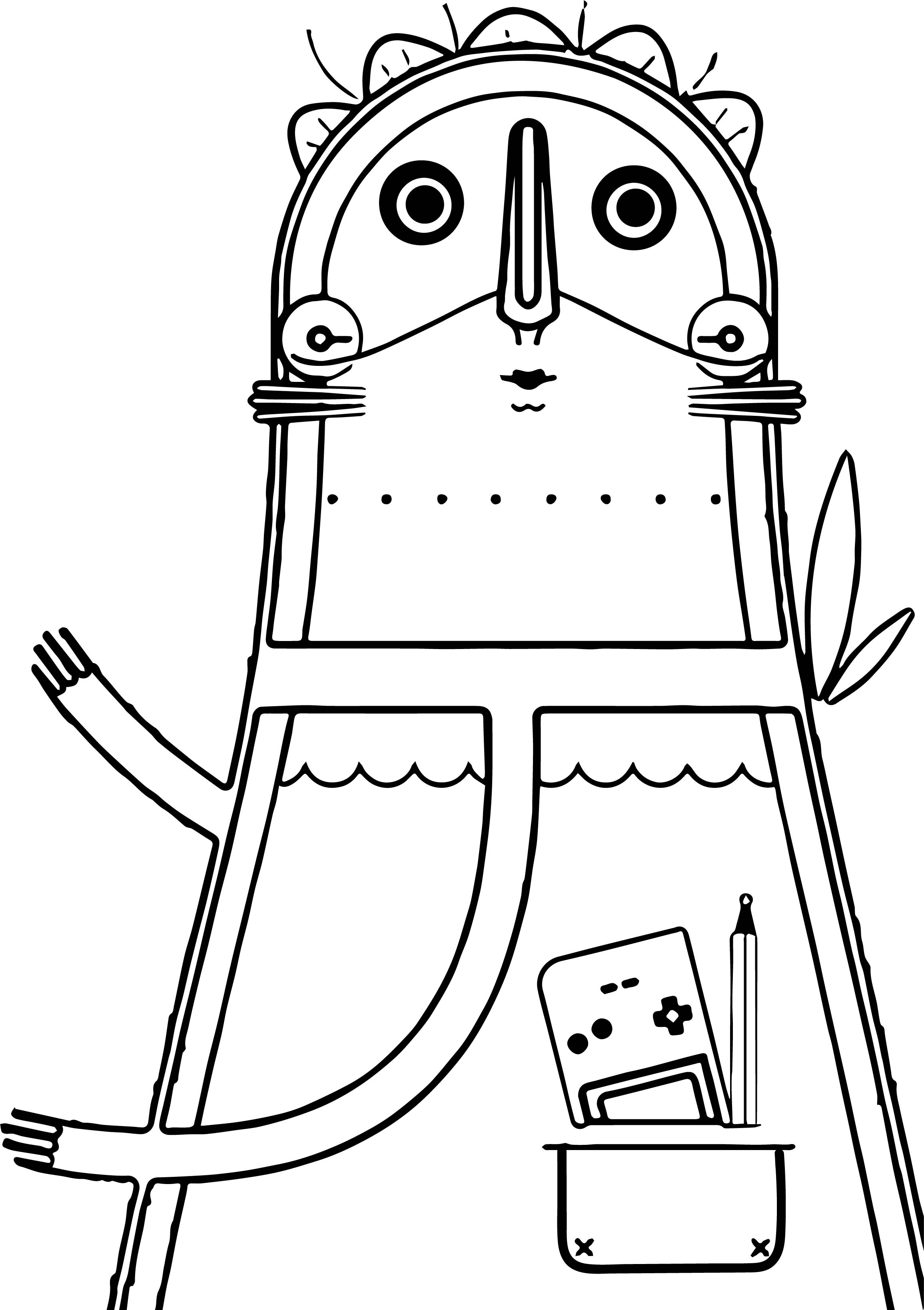 Characters Coloring Page WeColoringPage 23