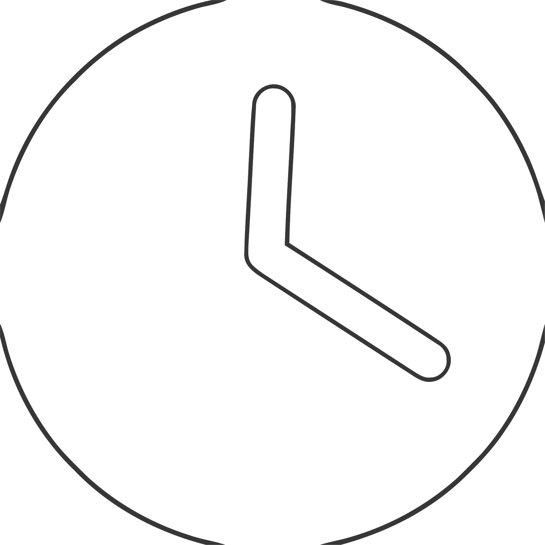 Clock Free Printable Md Cartoonized Free Printable Coloring Page