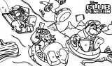 Club Penguin 67568 Coloring Page