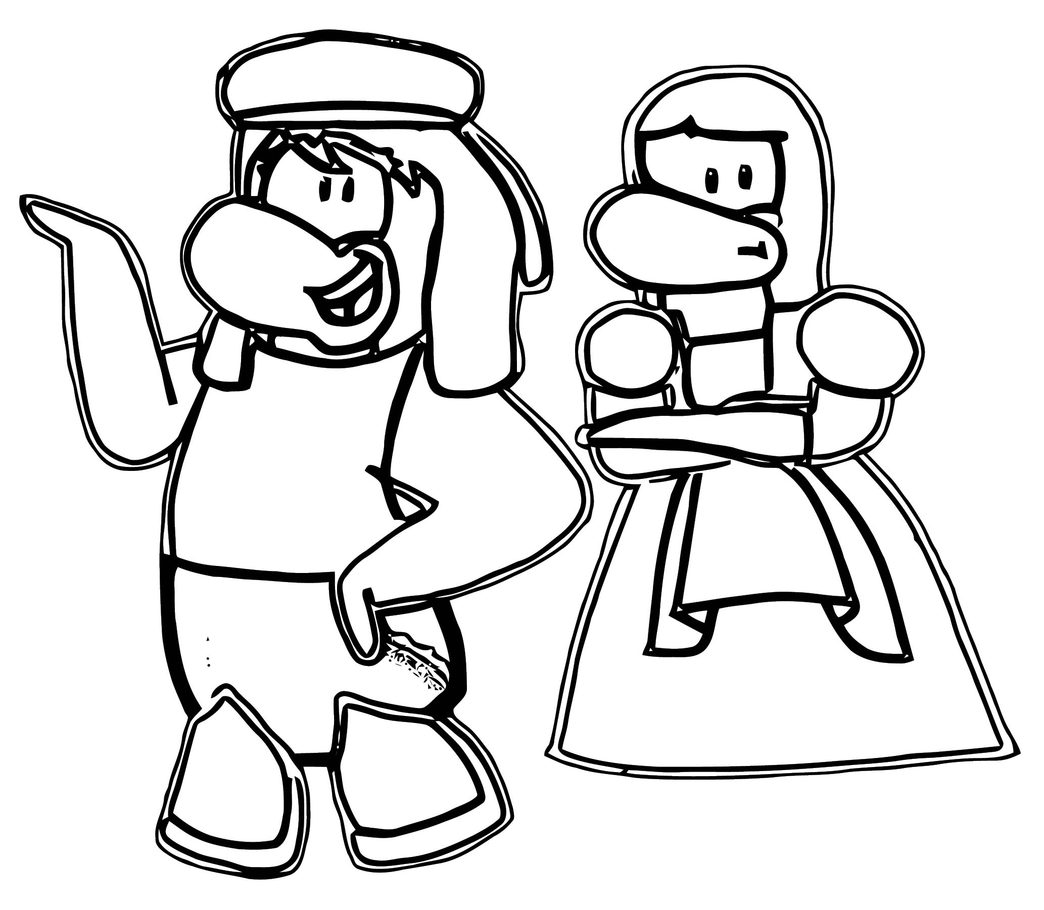 Club Penguin Cadenky Cosplay Steven Universe Coloring Page