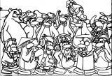 Club Penguin Coloring Page 25