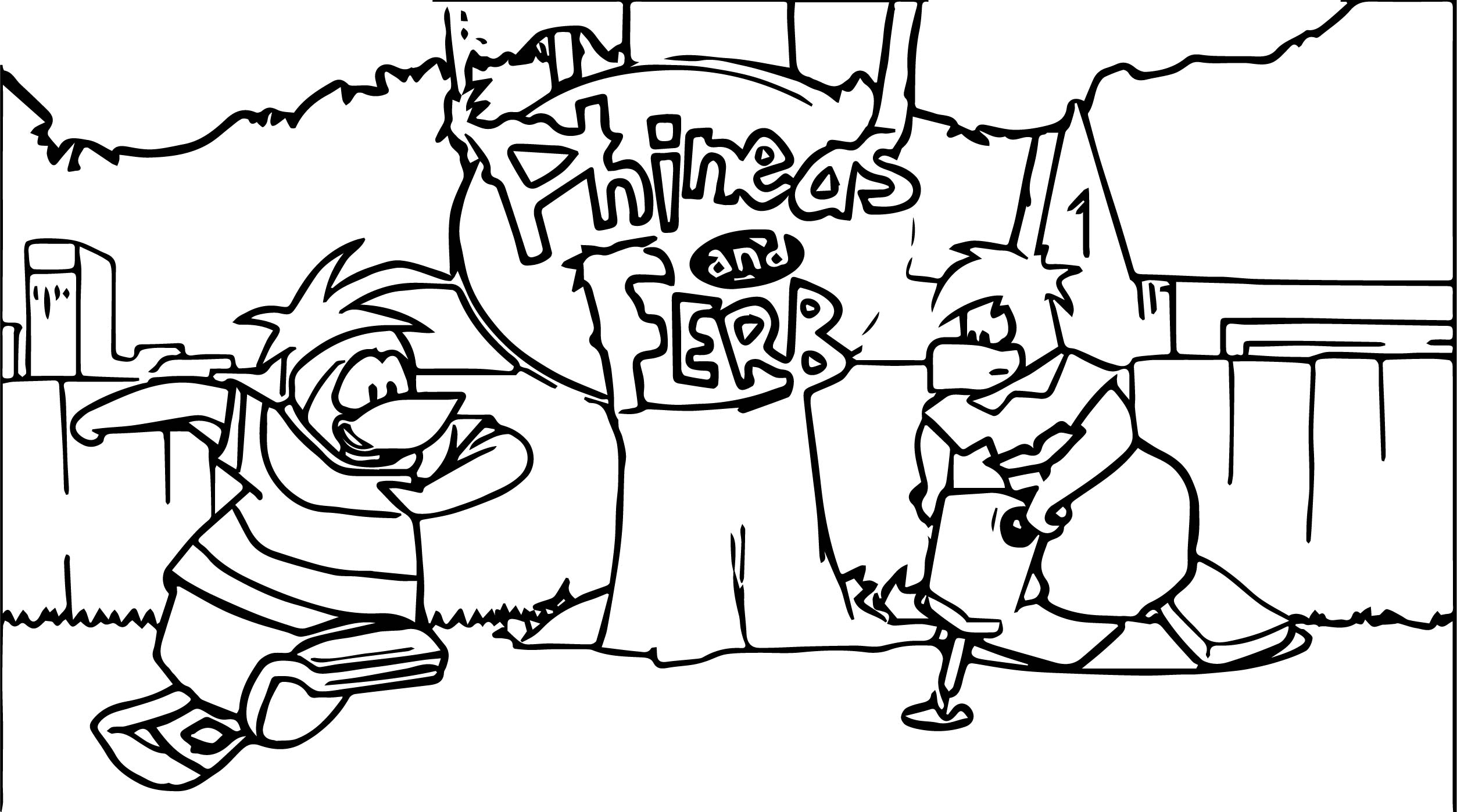 Club Penguin Coloring Page 27