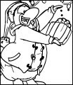 Club Penguin Coloring Page 79