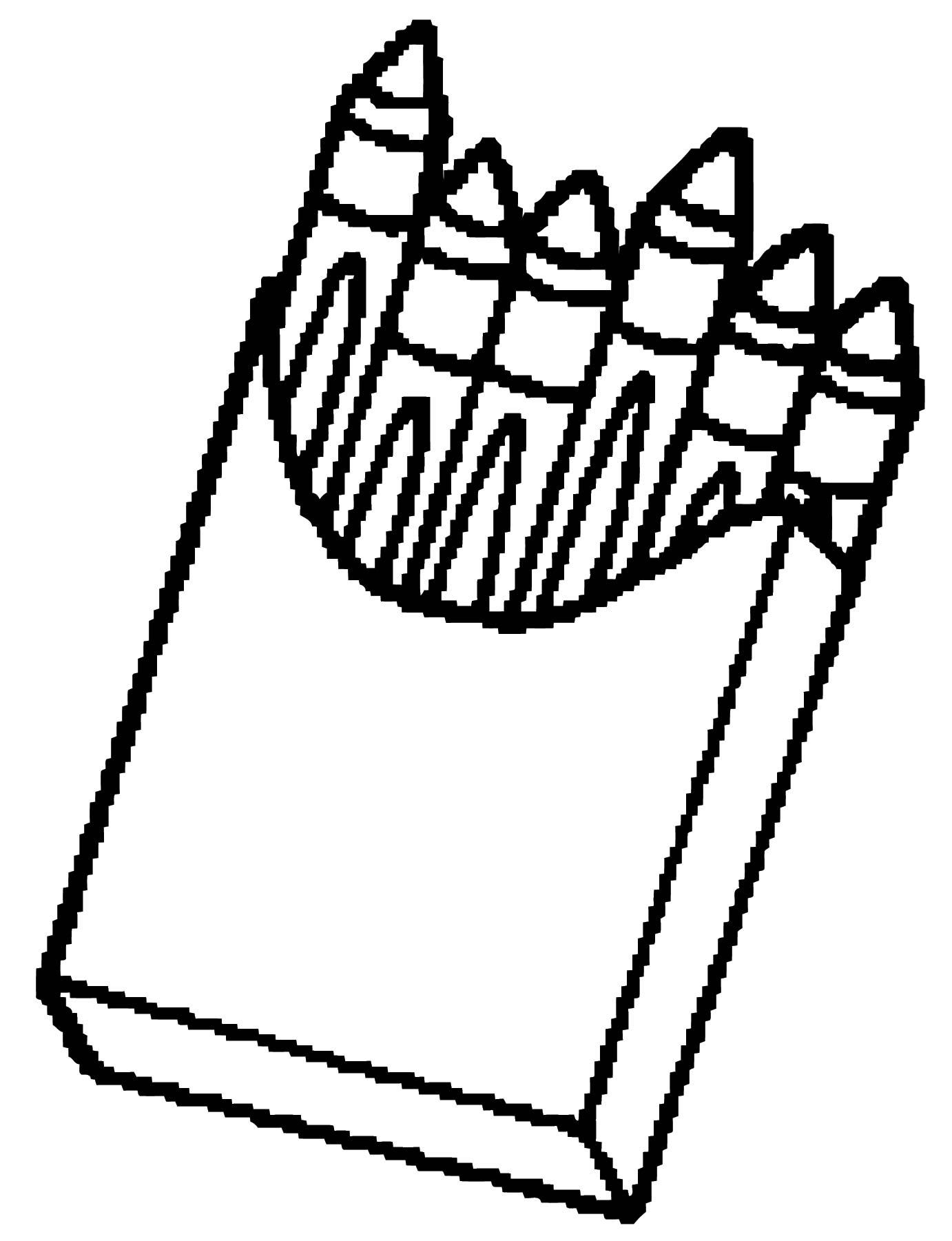Crayon We Coloring Page 050