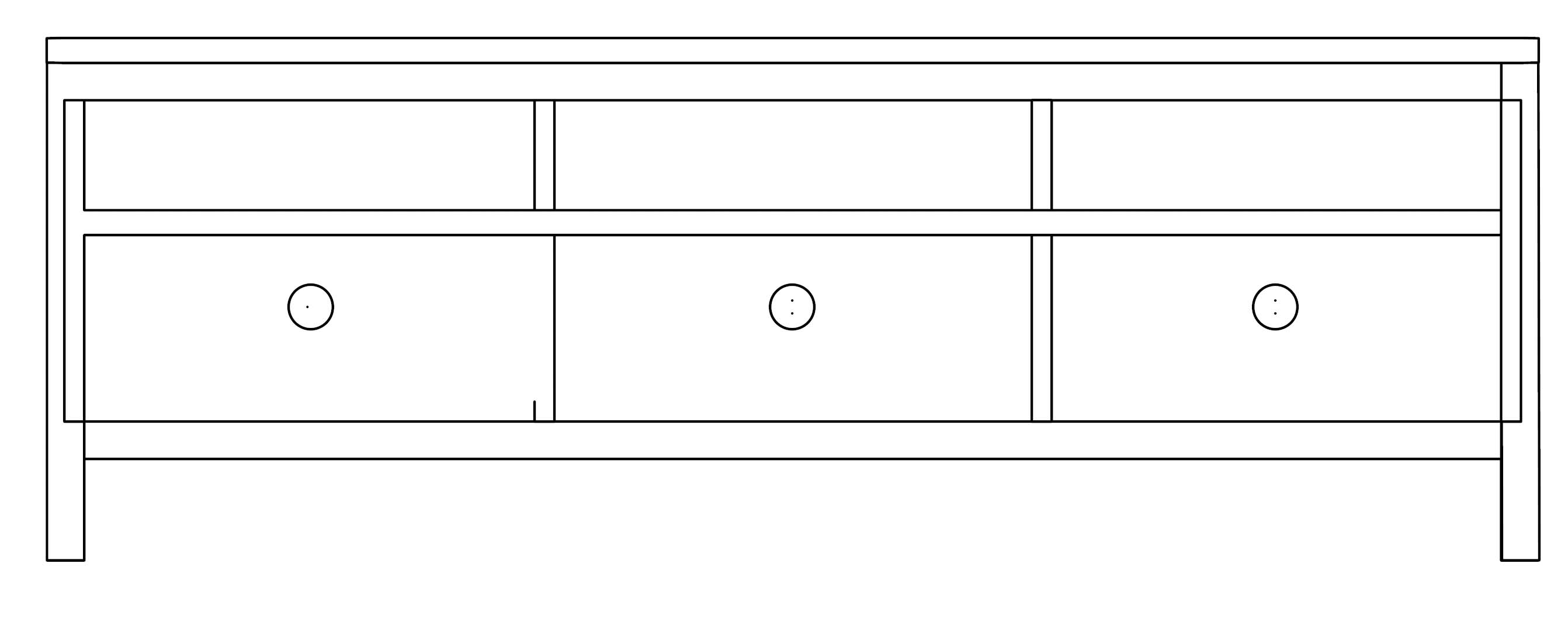 Cupboard Stand Coloring Page