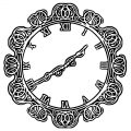 Decorative Wall Clock Lyotta D5oim Free Printable Jz Cartoonized Free Printable Coloring Page