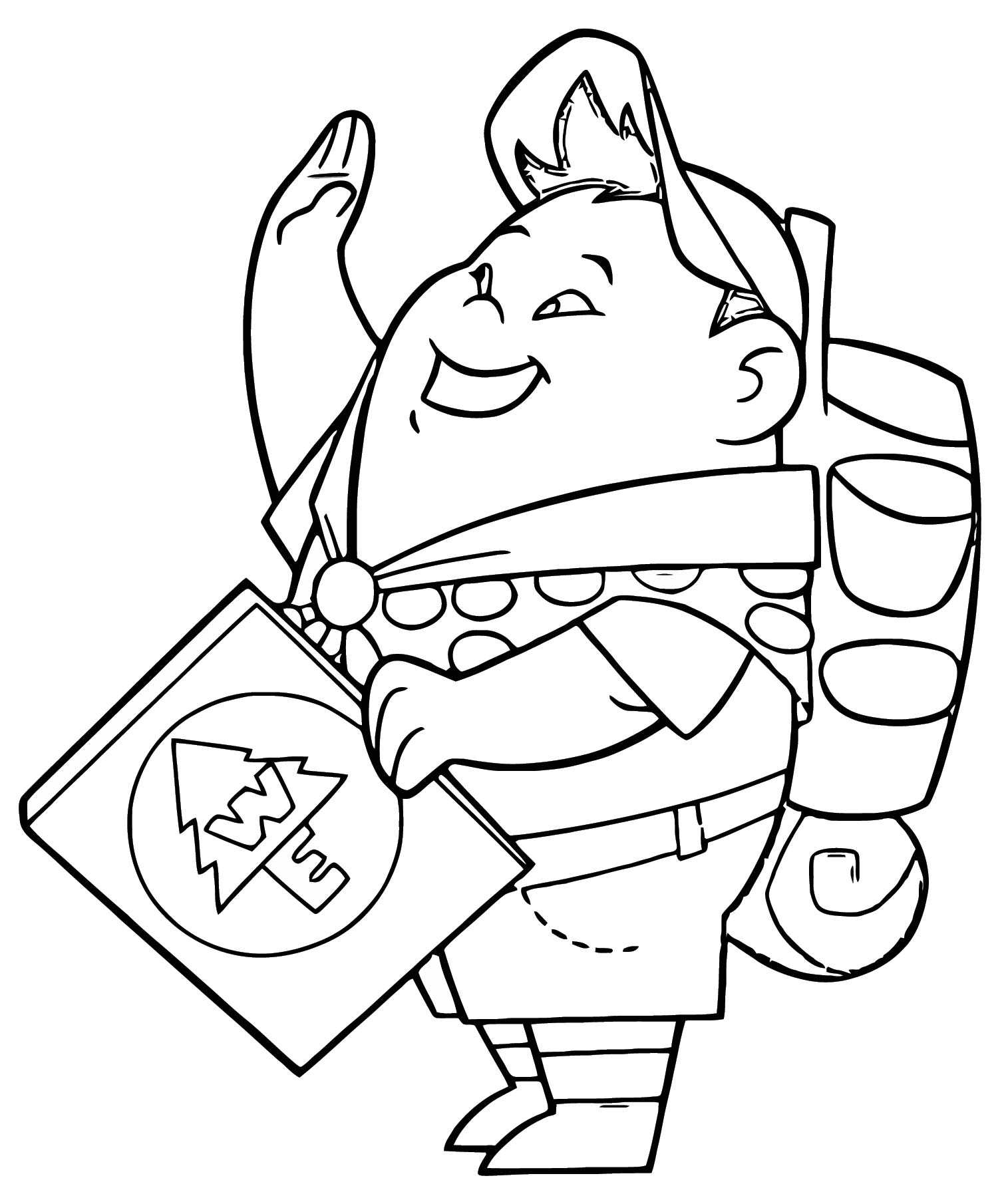 disney up coloring pages - photo#20