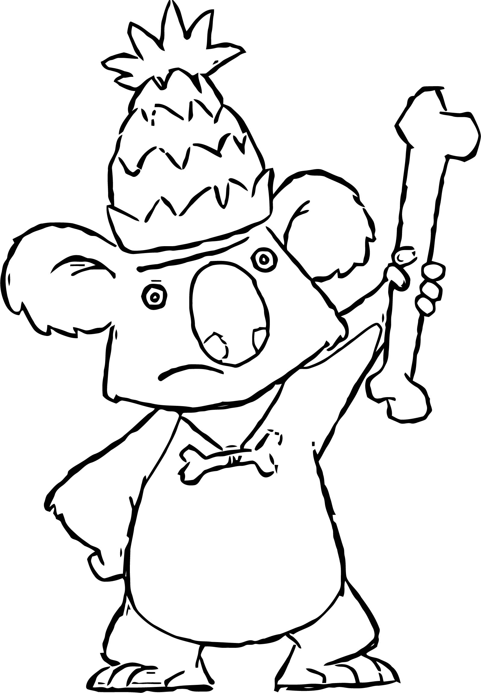 Disney The Wild Coloring Pages 03