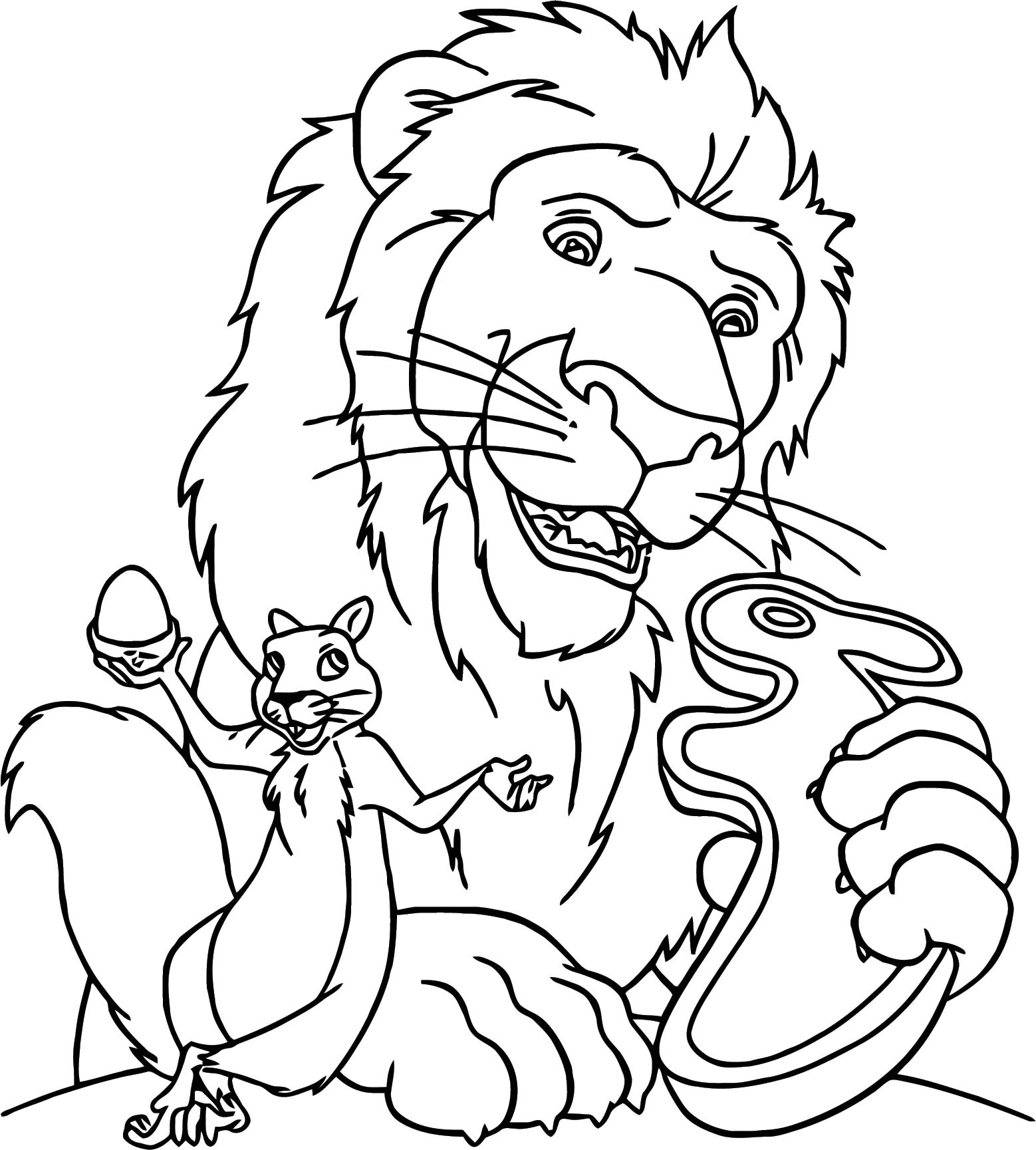 disneys the wild coloring pages - photo#21