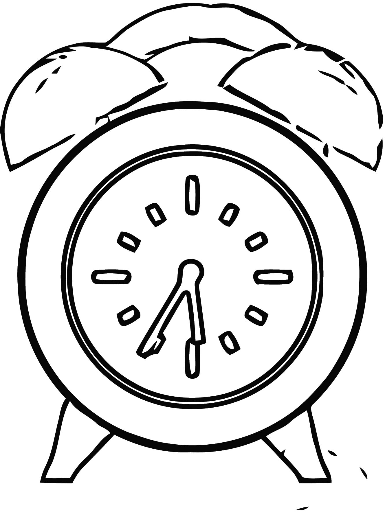 Images Free Printable 3 Cartoonized Free Printable Coloring Page