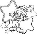 Patati Patata 13 Clown Coloring Page