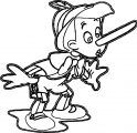 Pinocchio Coloring Pages 6