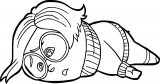 Sadness 5 Coloring Pages