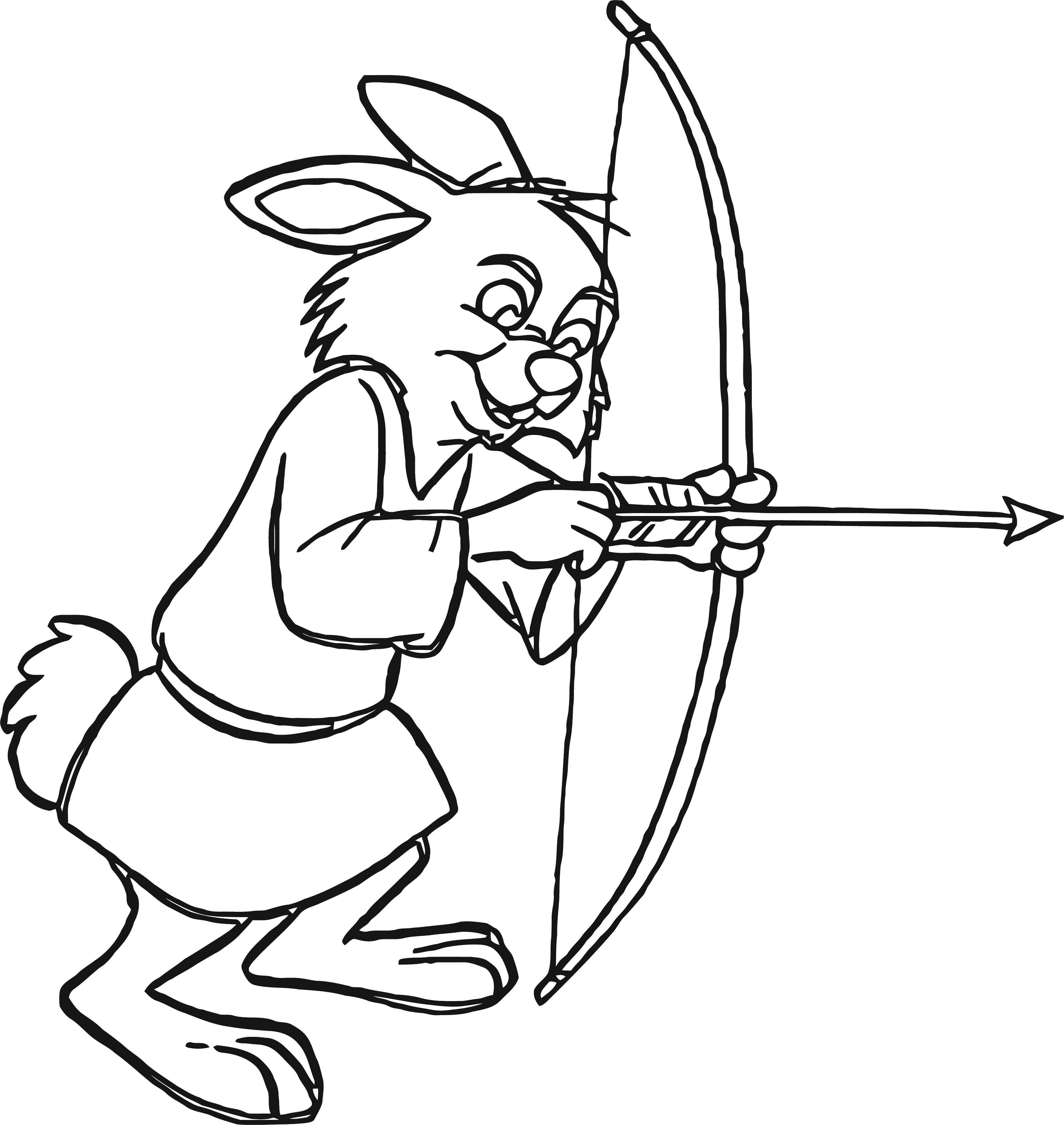Skippy 5 Coloring Page