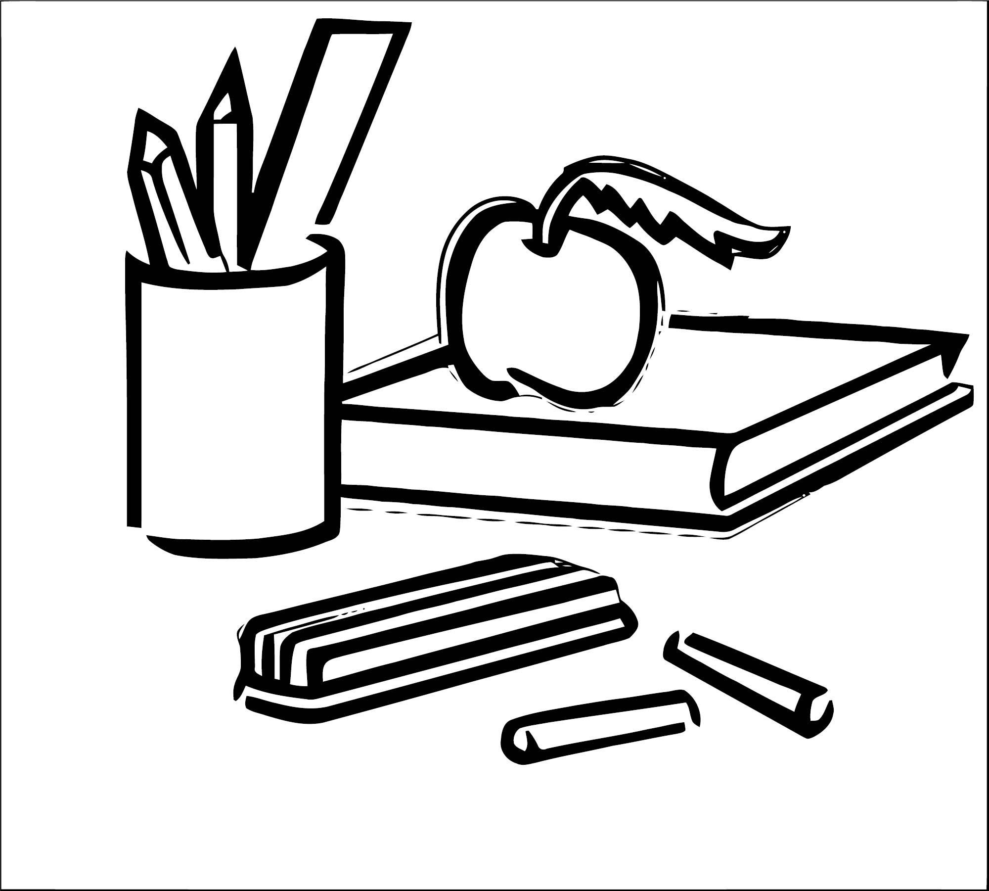 English Teacher We Coloring Page 079