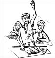 English Teacher We Coloring Page 089