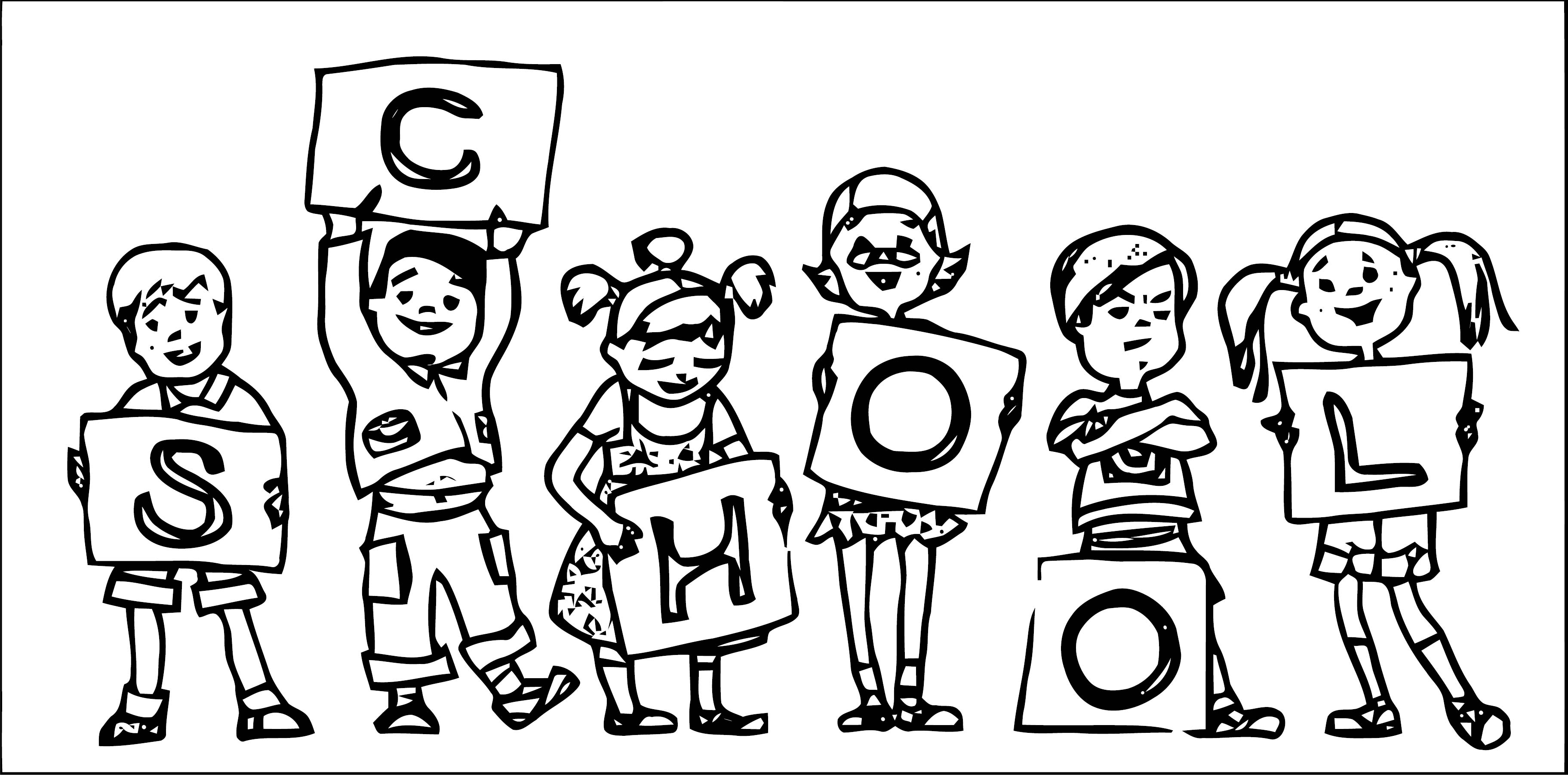 English Teacher We Coloring Page 105