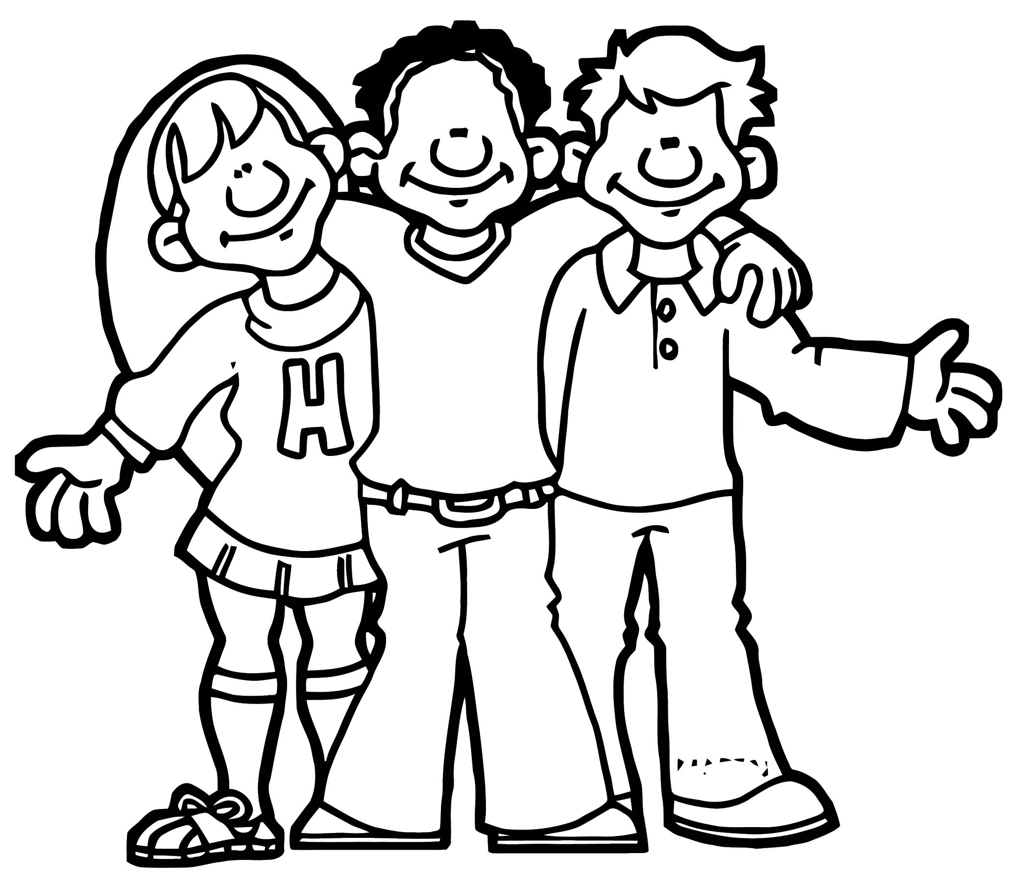 English Teacher We Coloring Page 116