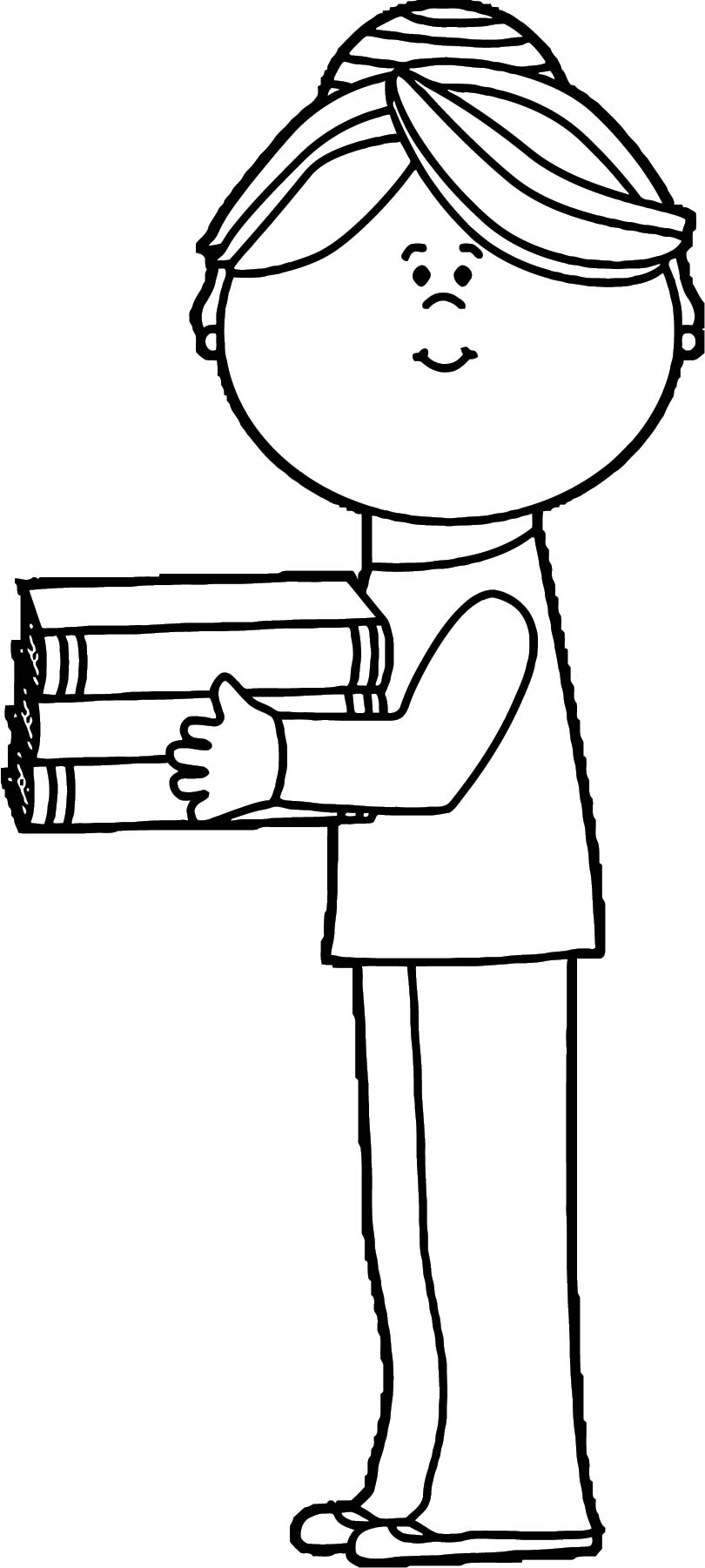 English Teacher We Coloring Page 131