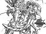 Bakugan Runo Coloring Page
