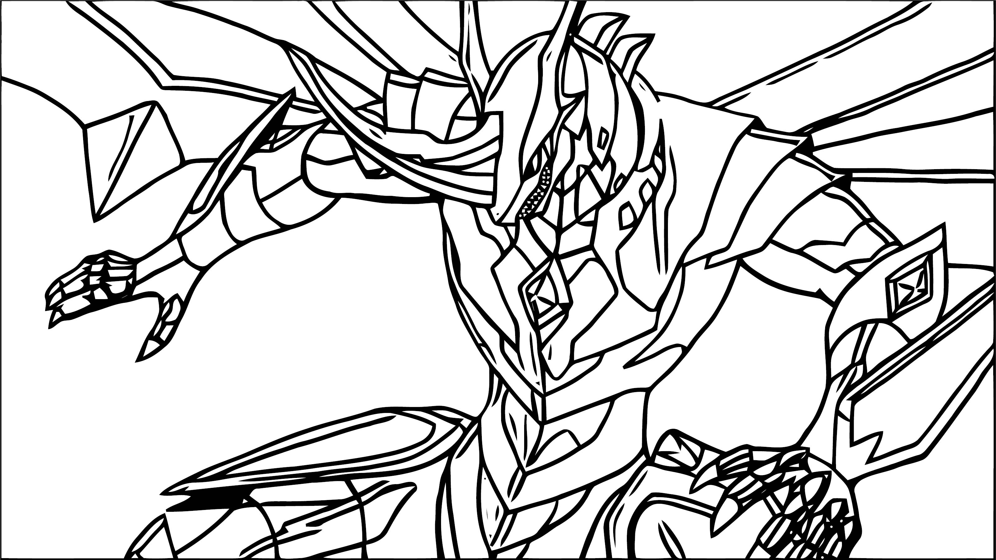 bakugan titanium dragonoid coloring pages - photo#13