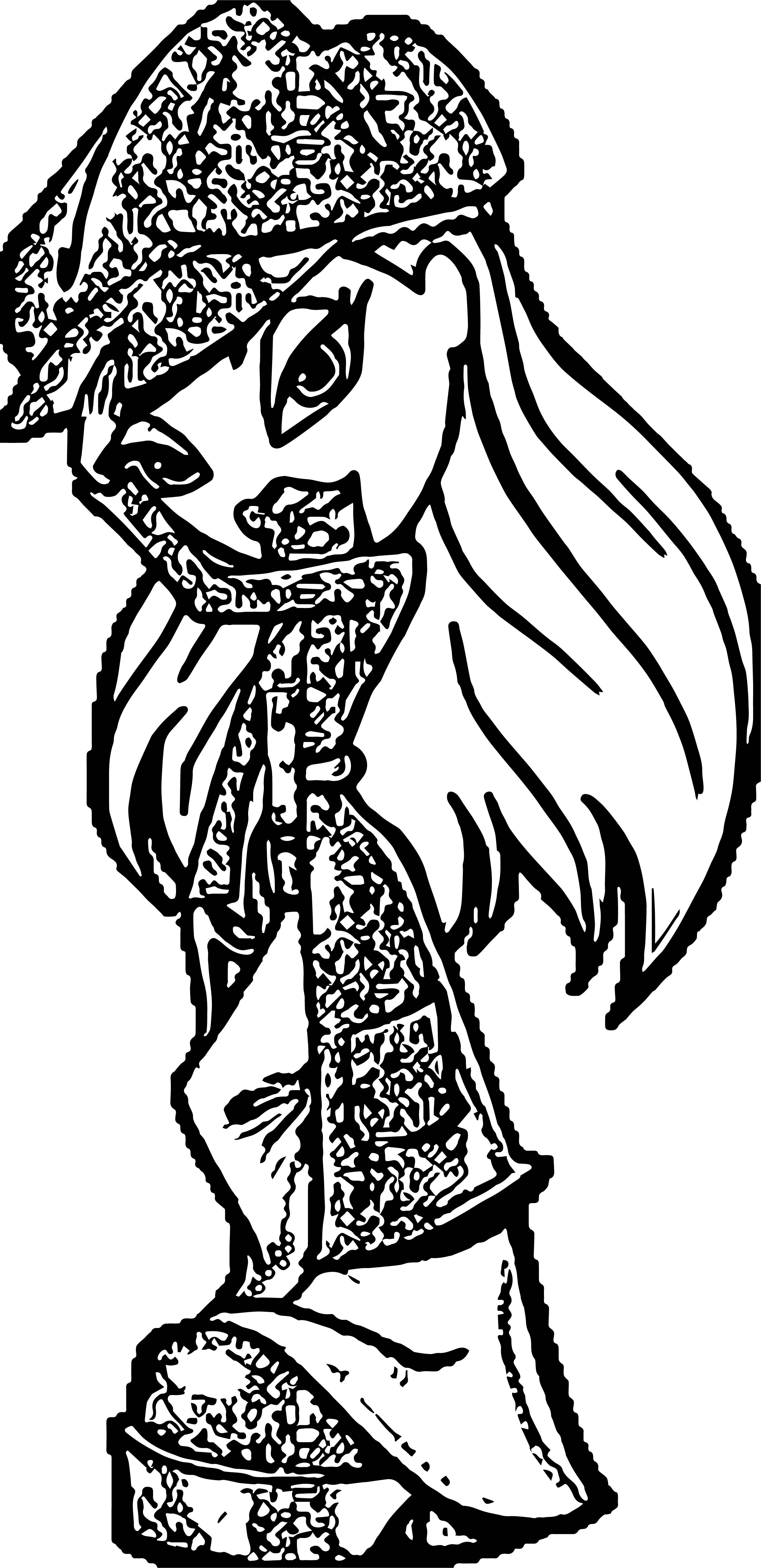 Bratz Coloring Page WeColoringPage 31