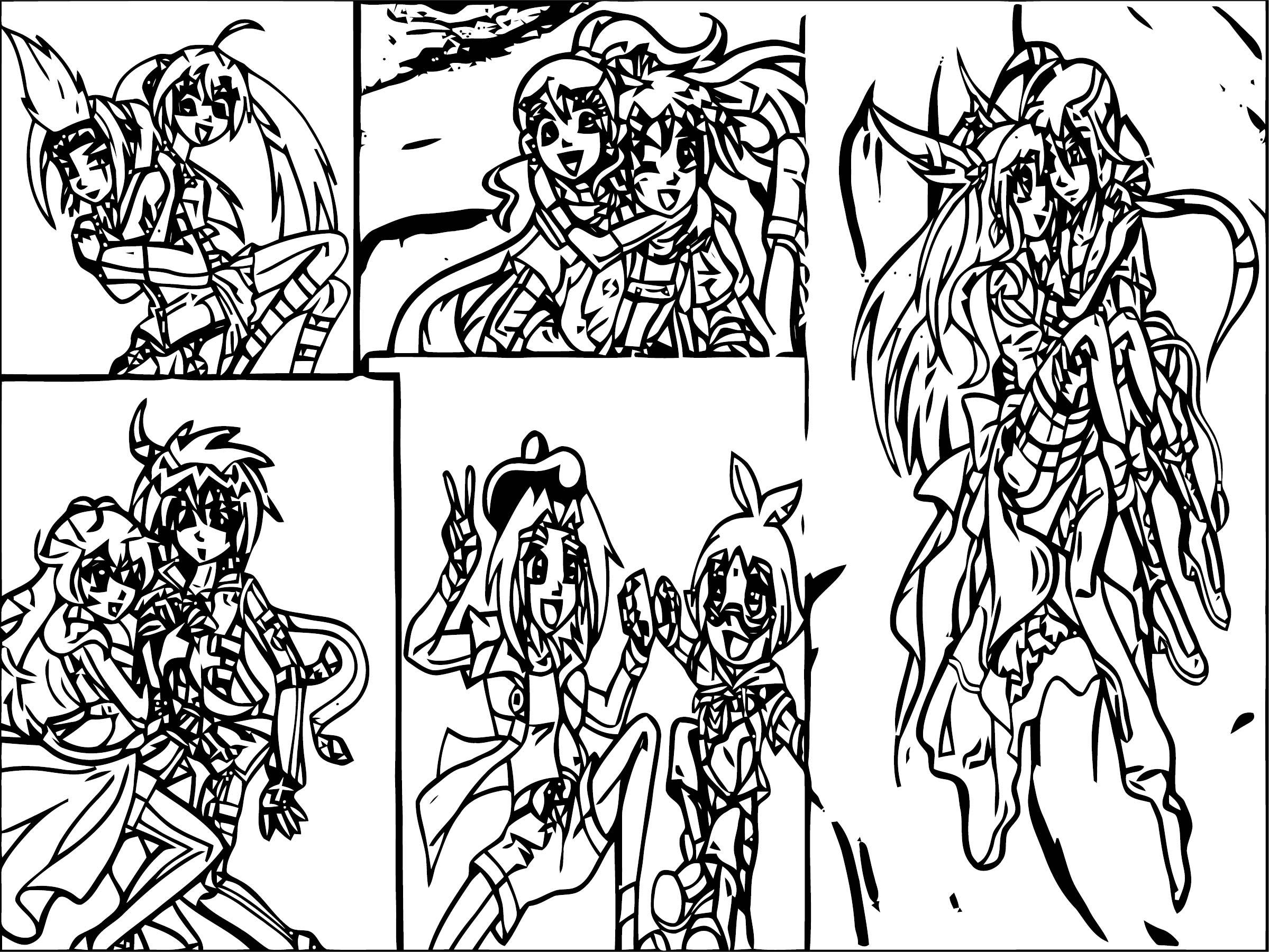 Brawlers And Bakugan Bakugan Battle Brawlers Coloring Page