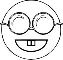 Face Happy Face Clip Art Smiley Face Image Coloring Page